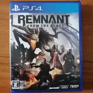 PlayStation4 - レムナント:フロム・ジ・アッシュ PS4