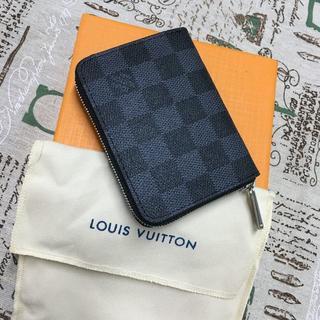 LOUIS VUITTON - 極美品 LOUIS VUITTON ミエグラフィット ジッピー コインパース