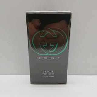 グッチ(Gucci)のグッチ ギルティ ブラック プールオム 50ml(香水(男性用))