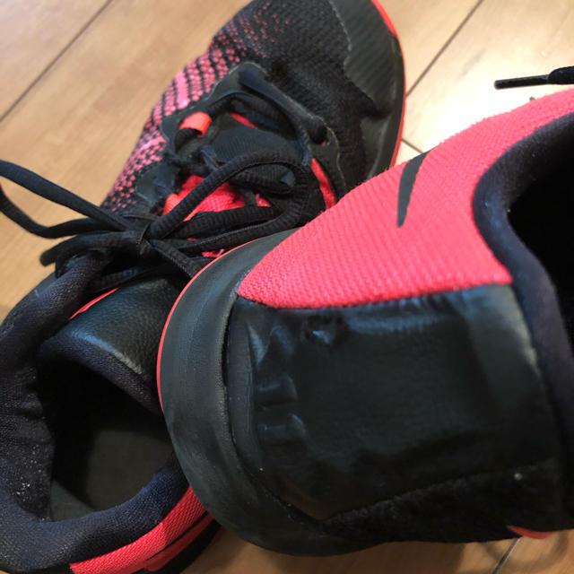 NIKE(ナイキ)の8月末までの出品❗️NIKE カイリーフライトラップ バッシュ23cm スポーツ/アウトドアのスポーツ/アウトドア その他(バスケットボール)の商品写真