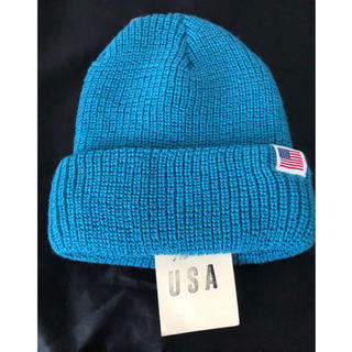 ロンハーマン(Ron Herman)のロンハーマン ニットキャップ ニット帽 USA  RHC(ニット帽/ビーニー)