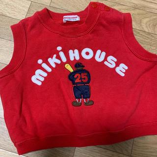 ミキハウス(mikihouse)のミキハウス 野球(Tシャツ)