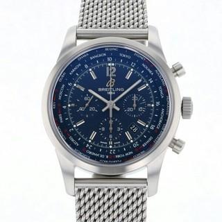 ブライトリング(BREITLING)のブライトリング トランスオーシャン ユニタイム パイロット腕時計(腕時計(アナログ))