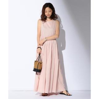 デミルクスビームス(Demi-Luxe BEAMS)の【MARIHA】WEB限定 夏のレディのドレス(ロングワンピース/マキシワンピース)