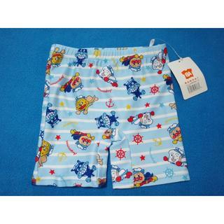 アンパンマン - 新品 100cm アンパンマン 男の子水着 ライトブルー 水着パンツ