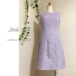Lochie - Little Kiss ◆ 刺繍ラベンダーワンピース ◆