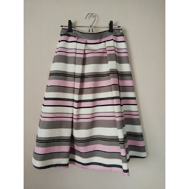 MISCH MASCH(ミッシュマッシュ)のフレアスカート レディースのスカート(ひざ丈スカート)の商品写真