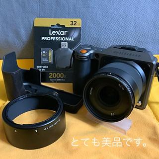 極美品 ハッセルブラッド X1DII50C XCD F3.5 45 付属品多数付