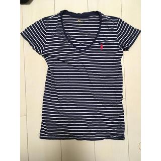 ラルフローレン(Ralph Lauren)のラルフローレン ボーダー半袖Tシャツ(Tシャツ(半袖/袖なし))