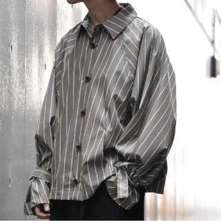 Dulcamara - my beautiful landlet 20ss ストライプシャツ