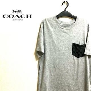 COACH - 【超激レア!!!】コーチ COACH Tシャツ ポロシャツ 夏服