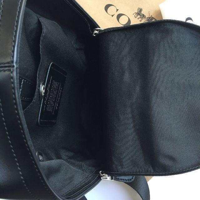 COACH(コーチ)のCOACHバッグ コーチ ボディバッグ F54787 アウトレット新品 メンズ メンズのバッグ(ボディーバッグ)の商品写真