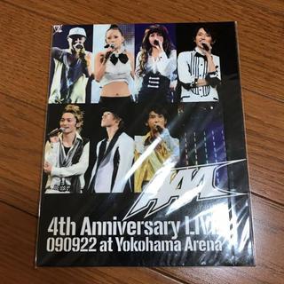 トリプルエー(AAA)のAAA 4th Anniversary LIVE オリジナルスリーブ(ミュージック)