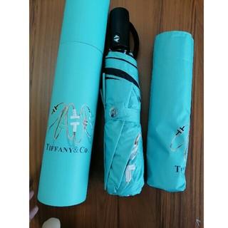 ティファニー(Tiffany & Co.)の晴雨兼用の傘 Tiffany & Co. 折りたたみ傘 ティファニー  (傘)
