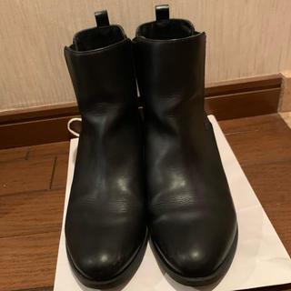 ジーユー(GU)のGU サイドゴアショートブーツ(ブーツ)