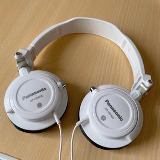 パナソニック(Panasonic)のヘッドフォン(ヘッドフォン/イヤフォン)