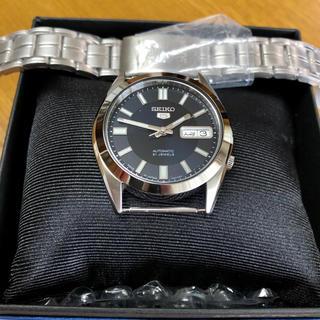 セイコー(SEIKO)の未使用品 SEIKO 5 オートマティック ウォッチ(腕時計(アナログ))