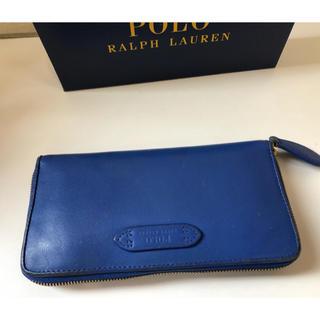 ポロラルフローレン(POLO RALPH LAUREN)のラルフローレン  長財布(財布)
