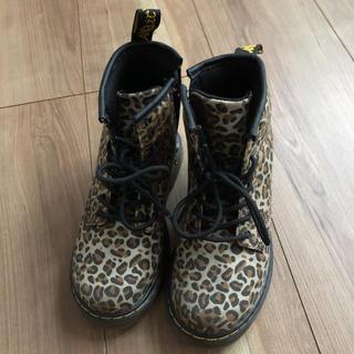 ドクターマーチン(Dr.Martens)のドクターマーチン ブーツ キッズ 16.5cm(ブーツ)
