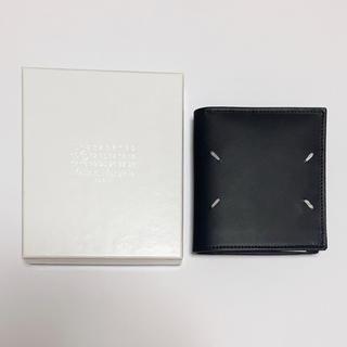 マルタンマルジェラ(Maison Martin Margiela)のマルジェラ 新品 財布 小銭入れ有(折り財布)