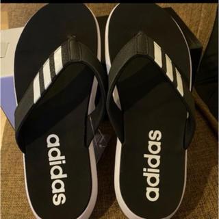 adidas - ⚠️箱無し⚠️アディダス サンダル メンズ 26.5 黒