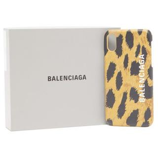バレンシアガ(Balenciaga)の【新品】バレンシアガ iPhoneケース(iPhoneケース)