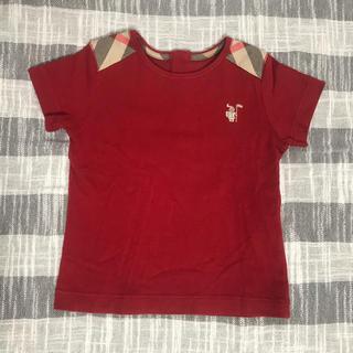 バーバリー(BURBERRY)のバーバリー Tシャツ 80サイズ♪Burberry(Tシャツ)
