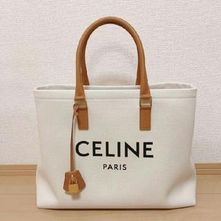celine - セリーヌ♡ホリゾンタルキャンバストート