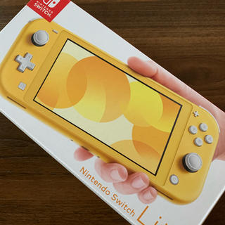 Nintendo Switch - Nintendo Switch ライト イエロー