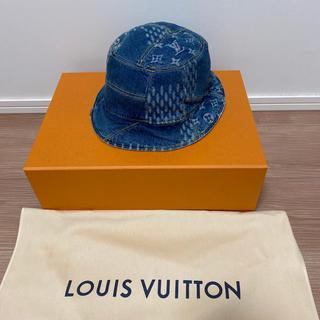 ルイヴィトン(LOUIS VUITTON)のレシート原本付属 Louis Vuitton Nigo ルイヴィトン ハット(ハット)