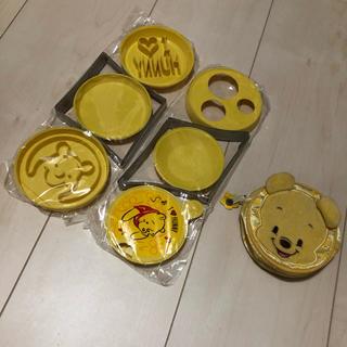 クマノプーサン(くまのプーさん)のプーさん キッチンツール おまけ くまプーさんのポーチ(調理道具/製菓道具)