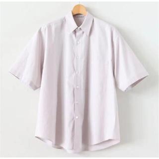 コモリ(COMOLI)のAURALEE オーラリー フィンクスツイル 半袖ビッグシャツ MEN(シャツ)