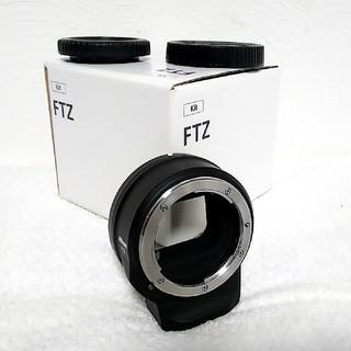 ニコン(Nikon)の《うましおサマ専用》ニコン マウントアダプター FTZ(中古)(レンズ(単焦点))