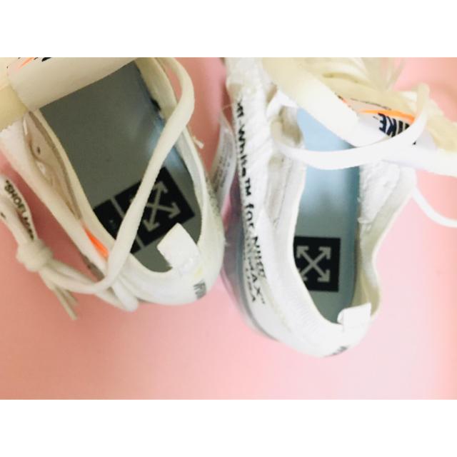 OFF-WHITE(オフホワイト)のオフホワイト 靴   メンズの靴/シューズ(スニーカー)の商品写真