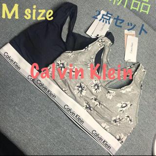 Calvin Klein - ✨新品 CALVIN KLEIN✳️Mサイズ2点セット❣️ 11,660円相当