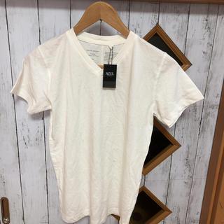 AZUL by moussy - 新品未使用 150   白Tシャツ