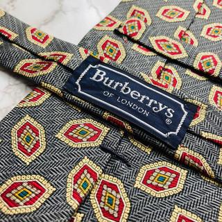 バーバリー(BURBERRY)の即購入OK!3本選んで1本無料!バーバリー Burberry ネクタイ4159(ネクタイ)