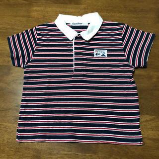 ファミリア(familiar)のfamiliar90ポロシャツ(Tシャツ/カットソー)