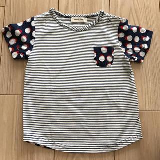 sense of wonder - 【美品】センスオブワンダー  Tシャツ 90