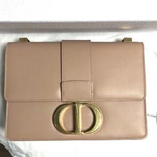 Christian Dior - 超美品 ディオール コンパスローズカラー カーフスキン モンテーニュ フラップバ