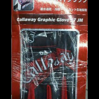 キャロウェイ(Callaway)の新品! 24cm 左手 キャロウェイ Callaway メンズ ゴルフ グローブ(ウエア)