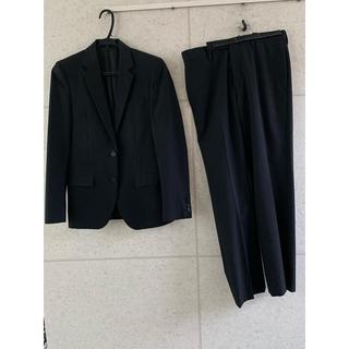WACKO MARIA - ワコマリア スーツ セットアップ 黒 サイズS スラックス テーラード