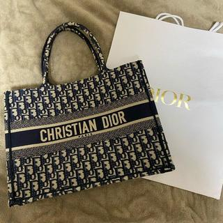 Christian Dior - 正規品 Dior Book Tote ディオール ブック トート