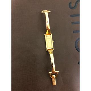 グッチ(Gucci)のグッチレディース腕時計金色(腕時計)