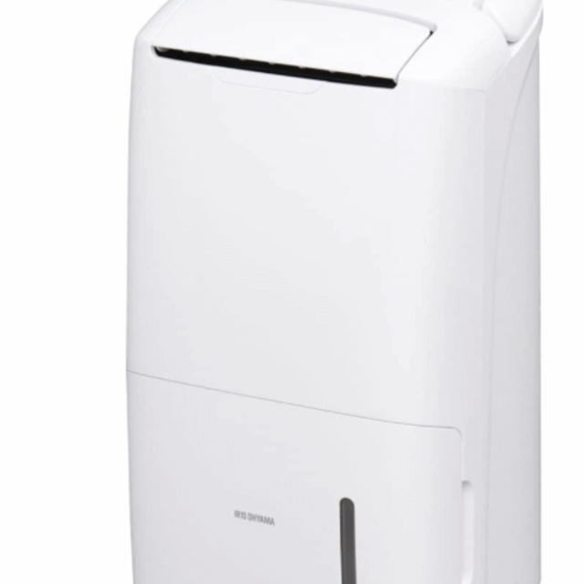 アイリスオーヤマ(アイリスオーヤマ)のアイリスーオーヤマ DCE-120 空気清浄機能付除湿機(コンプレッサー式) スマホ/家電/カメラの生活家電(加湿器/除湿機)の商品写真