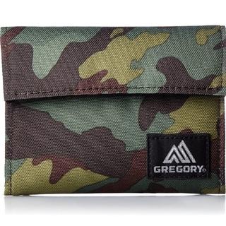 グレゴリー(Gregory)のグレゴリー クラシックワレット ディープフォレストカモ 新品未使用(折り財布)