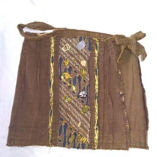 エルロデオ(EL RODEO)のエルロデオ インドネシア風 巻きスカート(ミニスカート)
