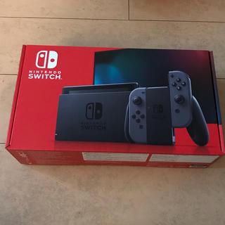 Nintendo Switch - 最終値下げ!新型ニンテンドースイッチ グレー 新品未開封⭐︎