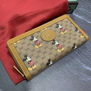 Gucci - グッチ ディズニー コラボ長財布
