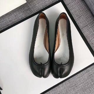 マルタンマルジェラ(Maison Martin Margiela)のMaison Margielaマルジェラ足袋バレエシューズ☆(ローファー/革靴)